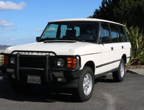 SOLD! – 1995 Land Rover Range Rover County LWB